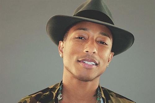 Pharrell Williams (Sony Music Pressefoto)