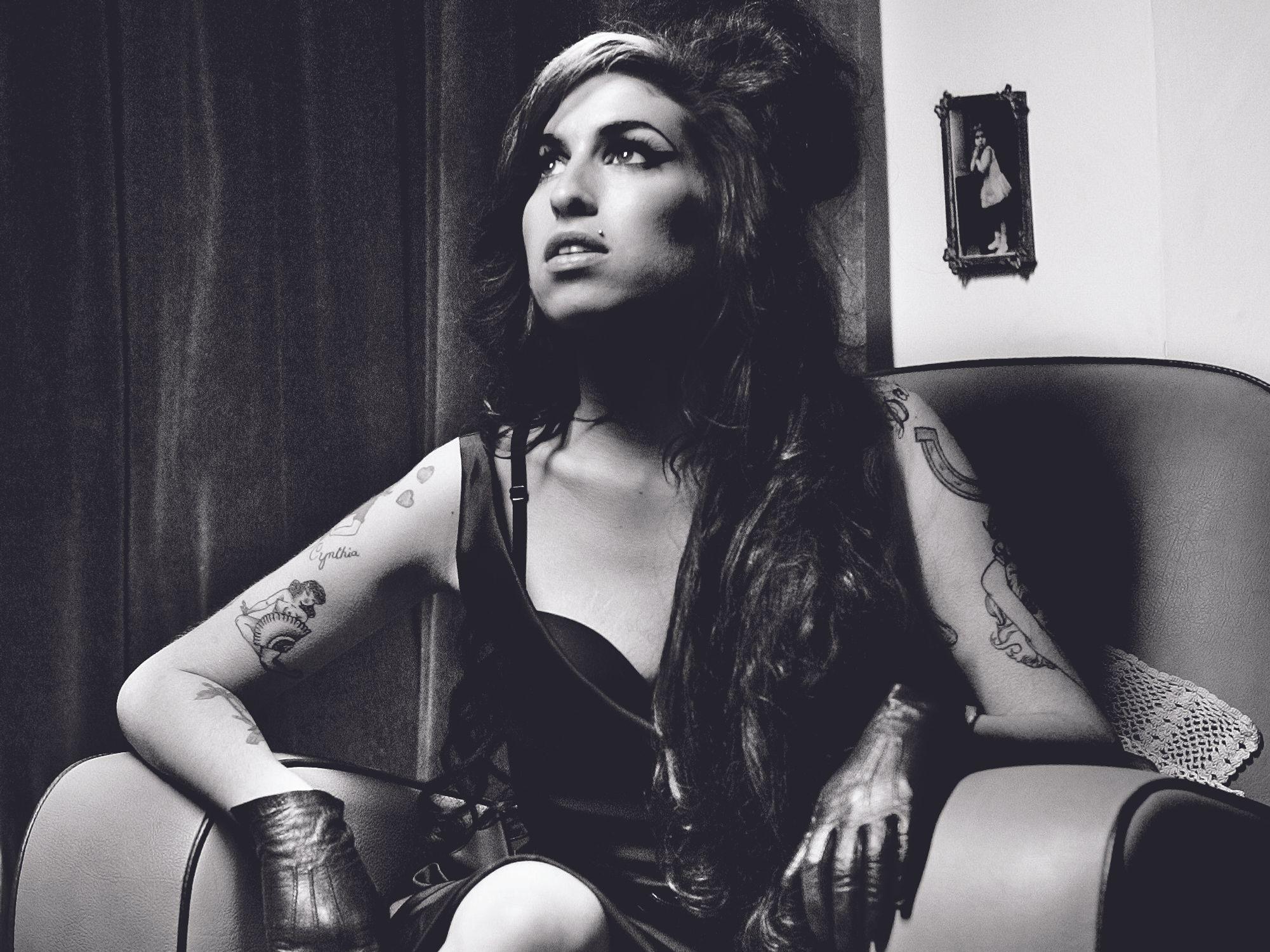 Amy Winehouse (Presspic 2007 Universal Music)