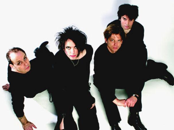 The Cure (Pressefoto Universal Music)