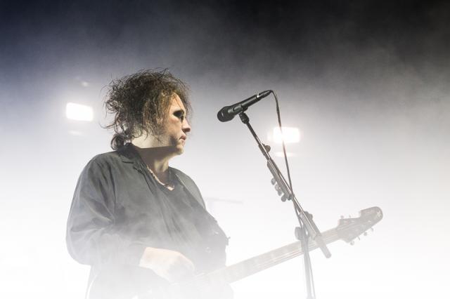 The Cure 2016 live in Berlin (Foto: Uwe Schumacher / Tonspion.de)