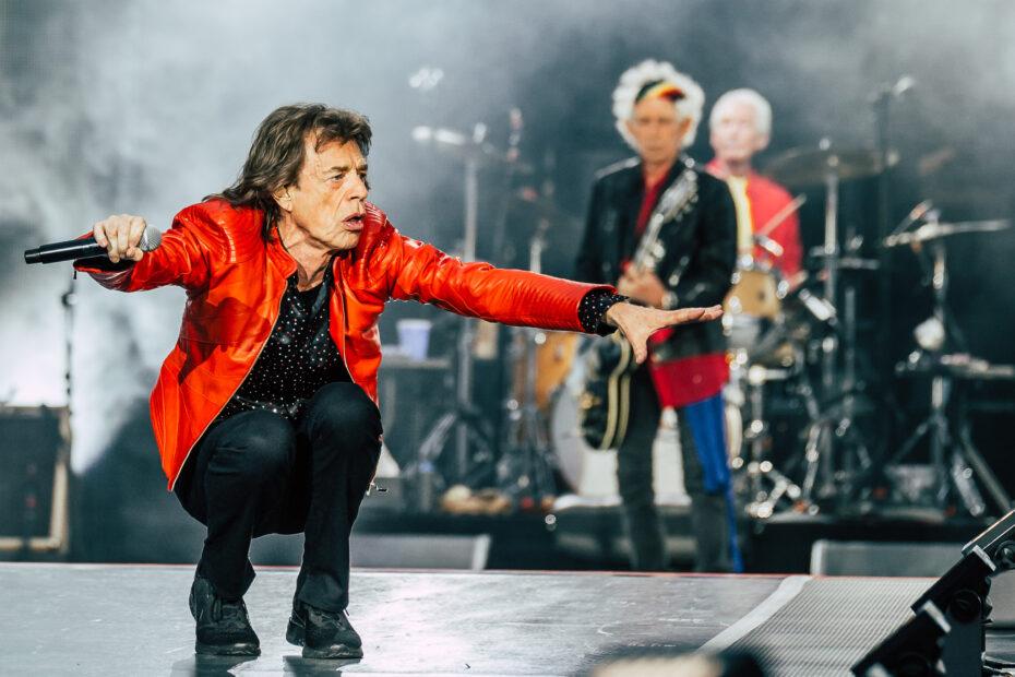 Rolling Stones 2018 in Berlin (Foto: Andreas Budtke/Tonspion)