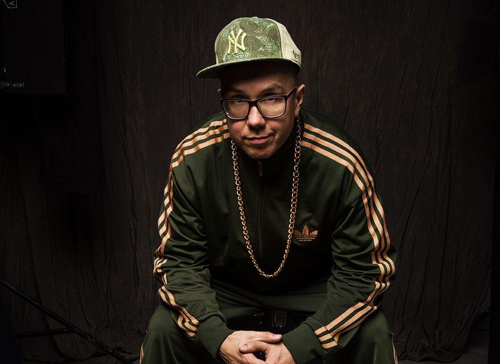 DJ Tomekk (Presspic 2020 Foto: Heyne)