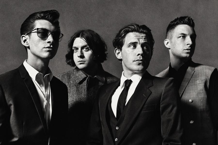 Arctic Monkeys 2013 (Credit: Zackery Michael)