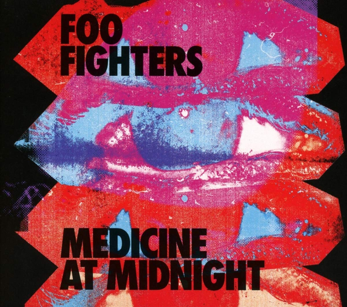 Foo Fighters - Medicine At Midnight (Albumcover)