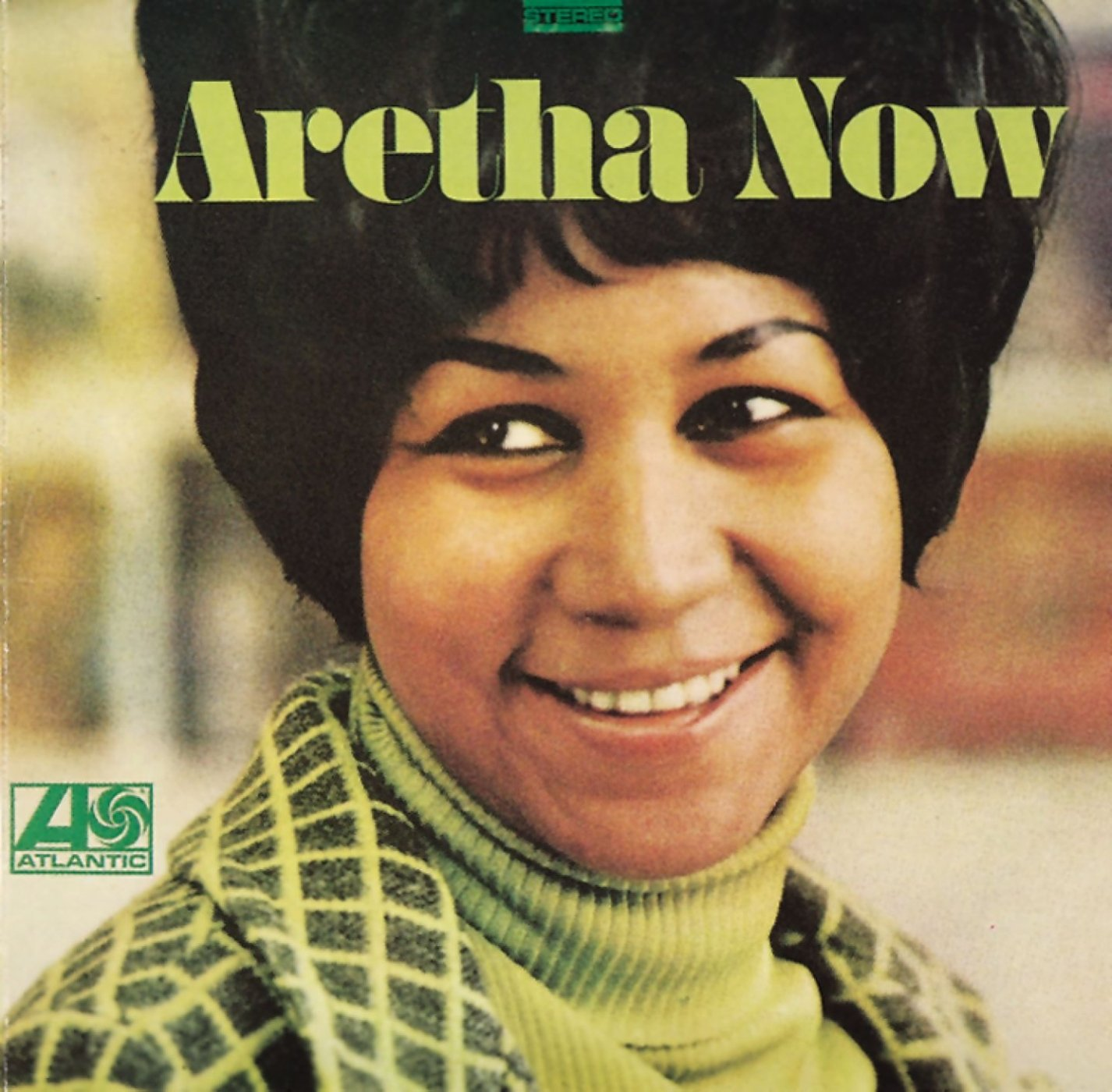 Cover Aretha Franklin - Now