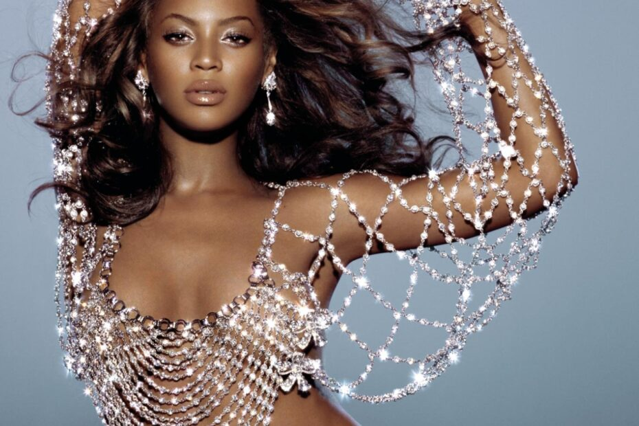 Beyonce - Dangerously in Love (Album Cover)
