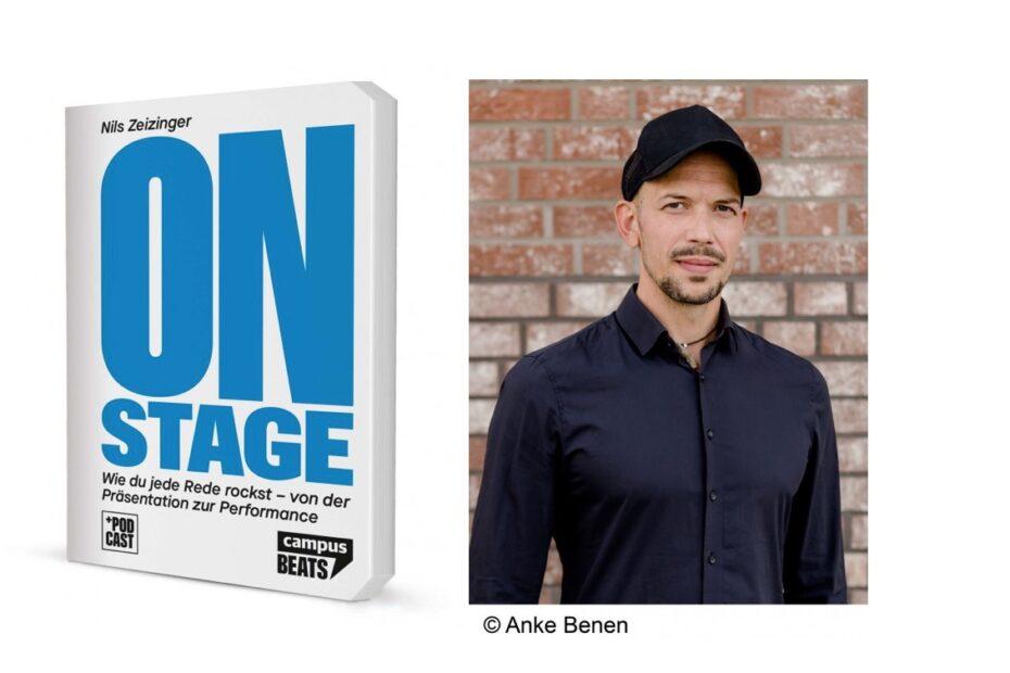 Niels Zeizinger: On Stage (Campus Verlag)