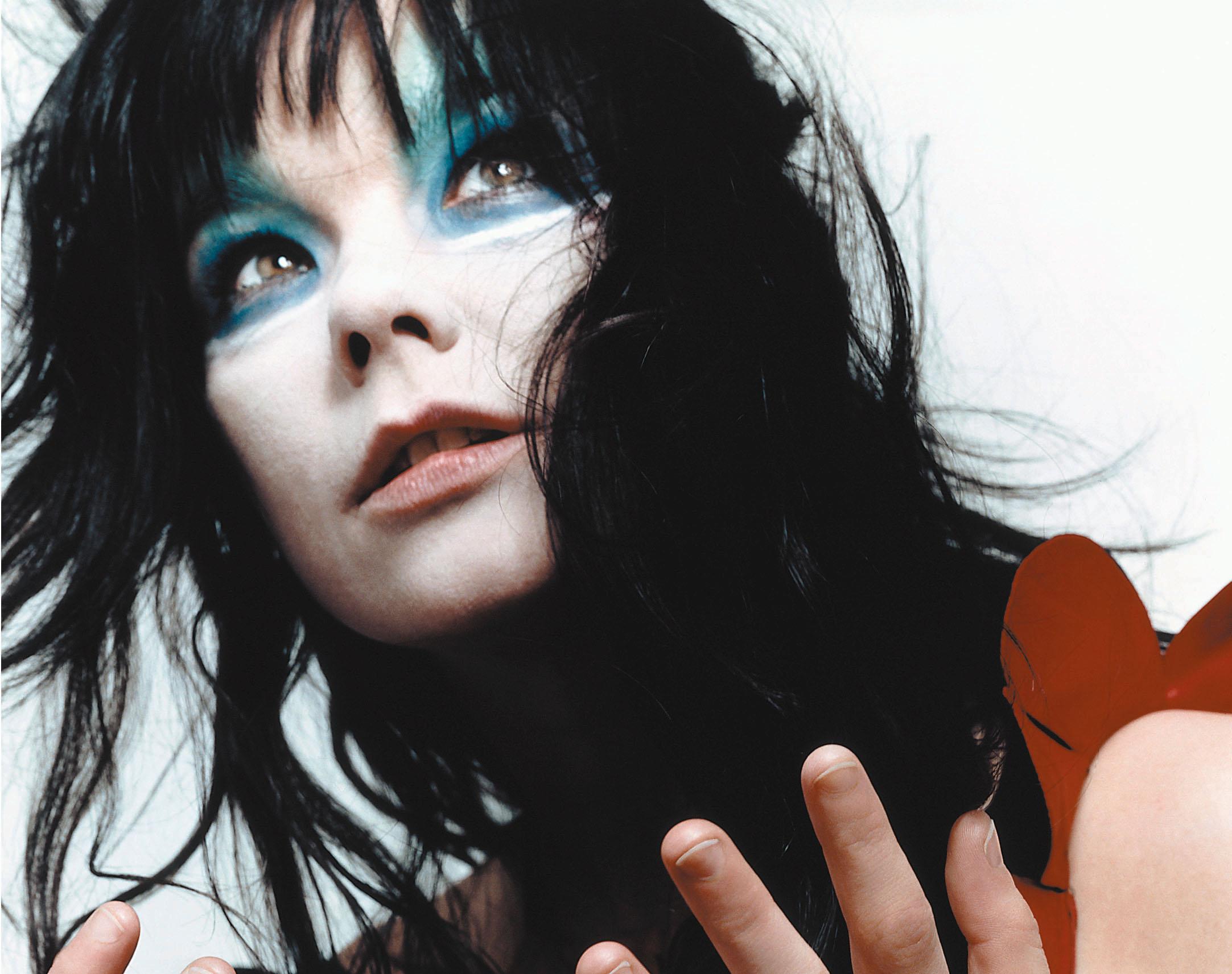 Björk - Verspertine 2002 Pressefoto Universal Music