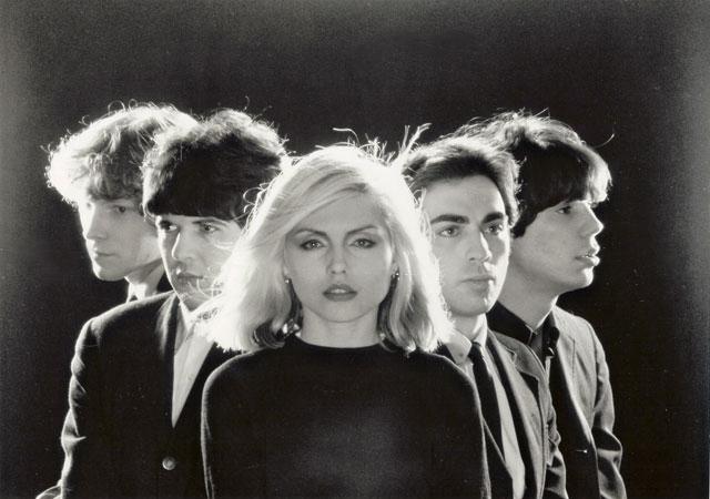 Blondie Debüt