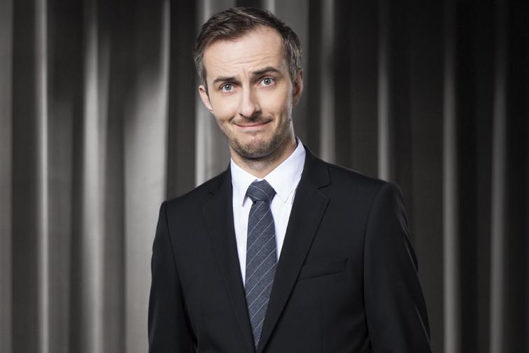 Jan Böhmermann (Presspic 2020 ZDF Foto: Ben Knabe)