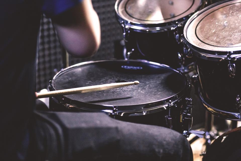 Drums (Pixabay)