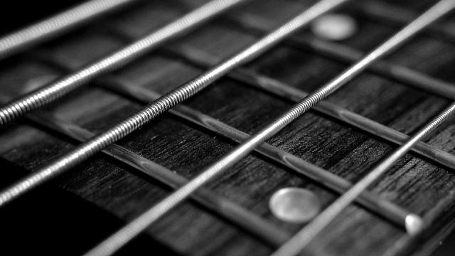 Gitarre (pixabay.com © mikefoster (CC0 Creative Commons)