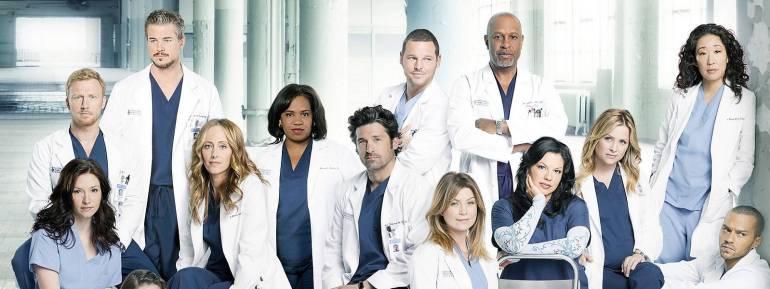 Grey's Anatomy - Presspic ABC