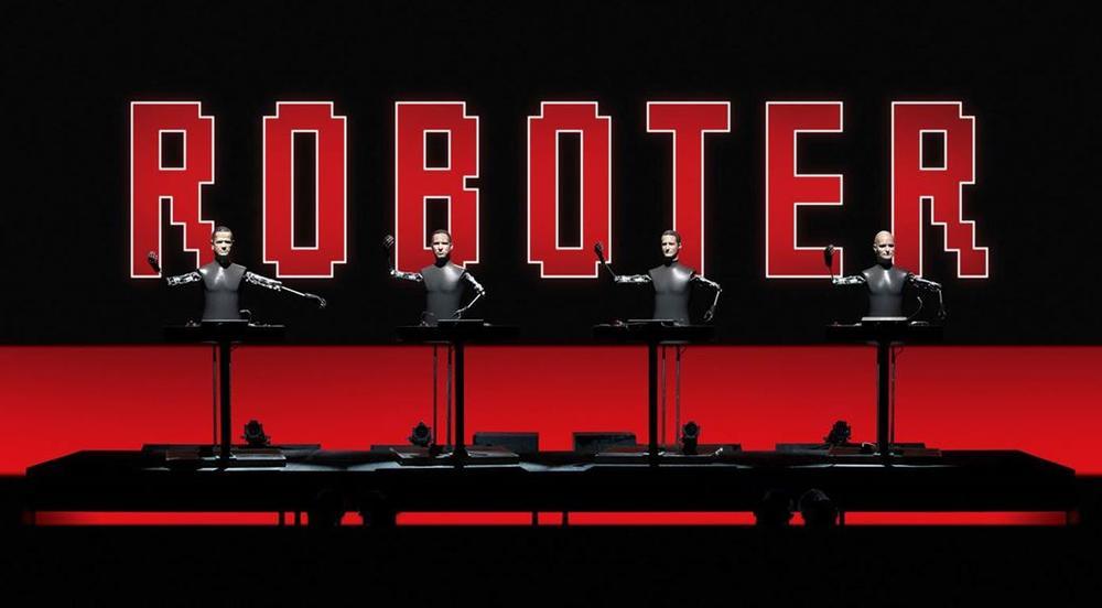 "Kraftwerk (Pressebild Warner Music - ""Roboter"")"