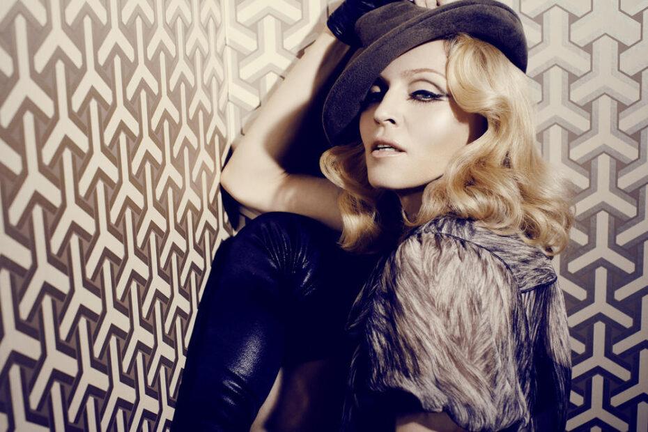 Madonna (Pressefoto Warner Music)
