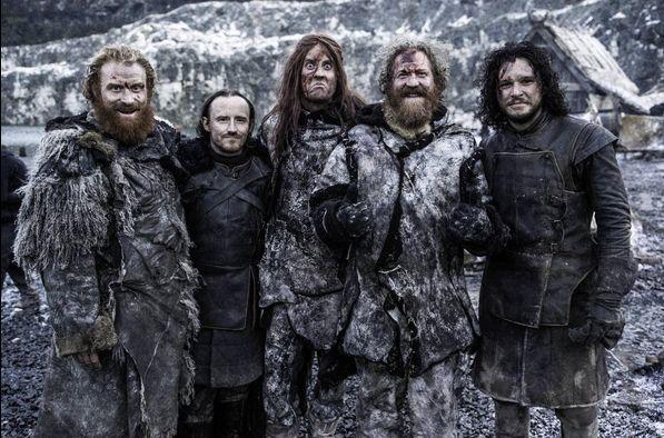 Mastodon bei Game Of Thrones (Twitter @mastodonmusic)