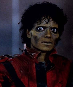 Michael Jackson - Thriller (YouTube-Screenshot)