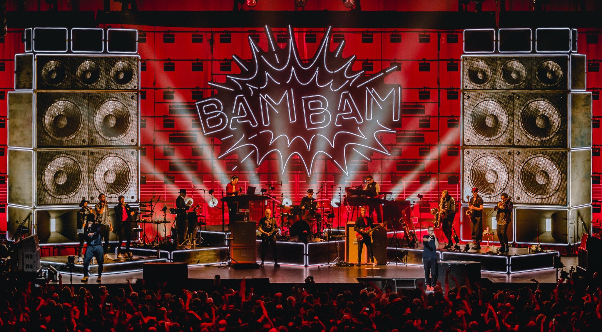 Seeed 2019 Live in Berlin (Foto: Andreas Budtke)