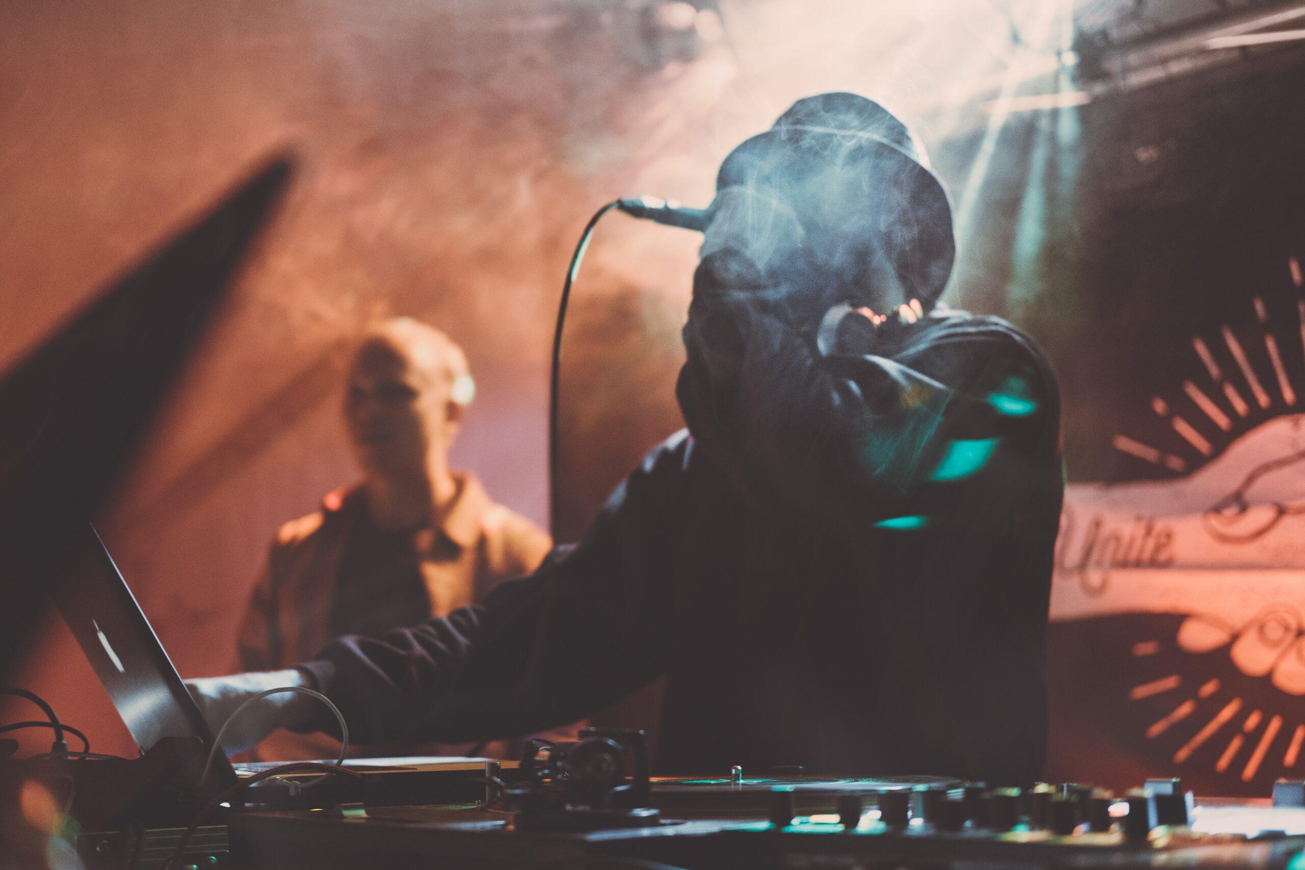 DJ (Credit: Soren Astrup Jorgensen / Unsplash)