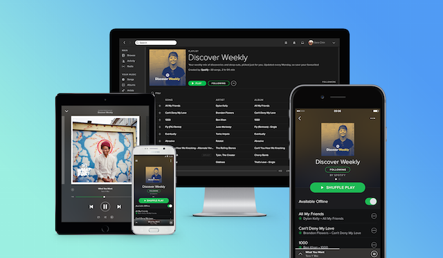 Spotify Streaming (Anbieterpic)