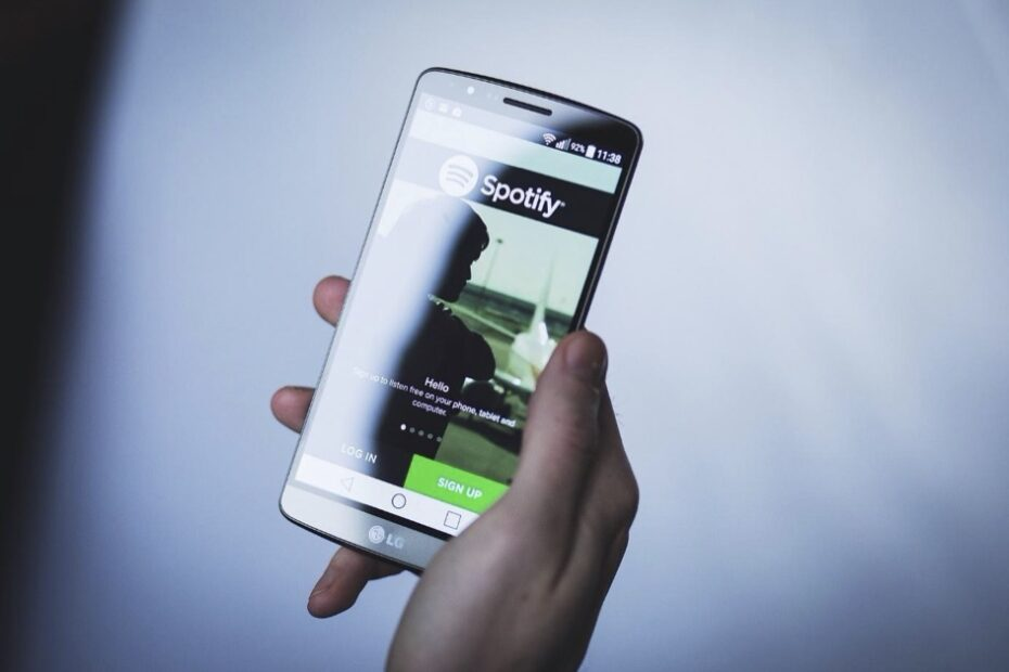 Spotify Webplayer (Foto: Anbieter)