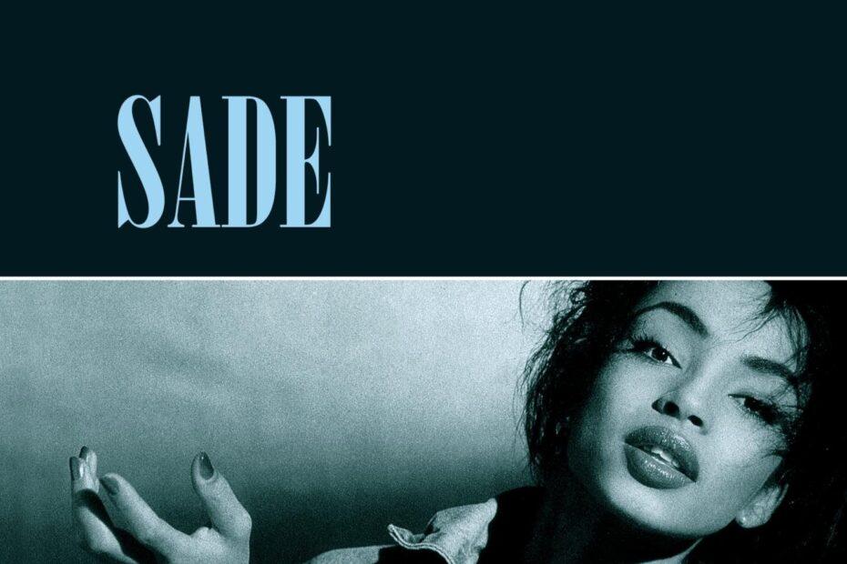 Sade - Diamond Life (Albumcover)