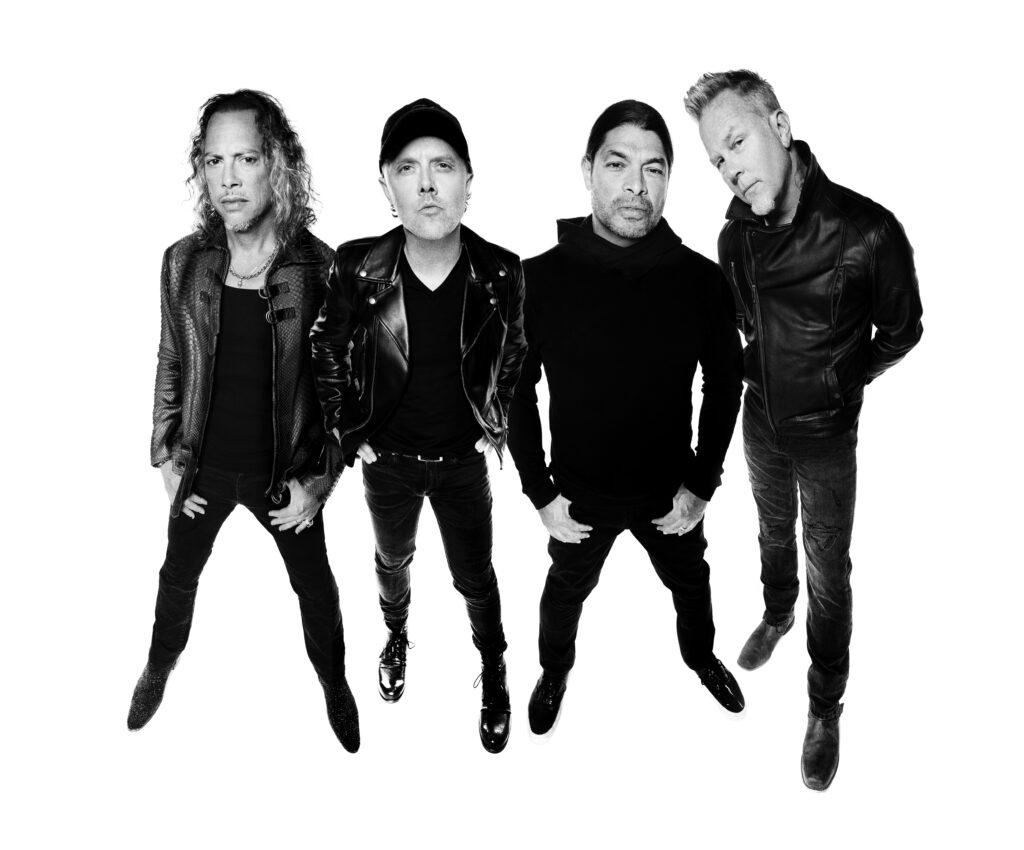 Metallica (Presspic 2021 Universal Music)