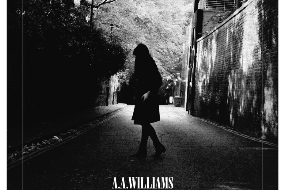 A.A. Williams - Songs From Isolation (Album Cover))