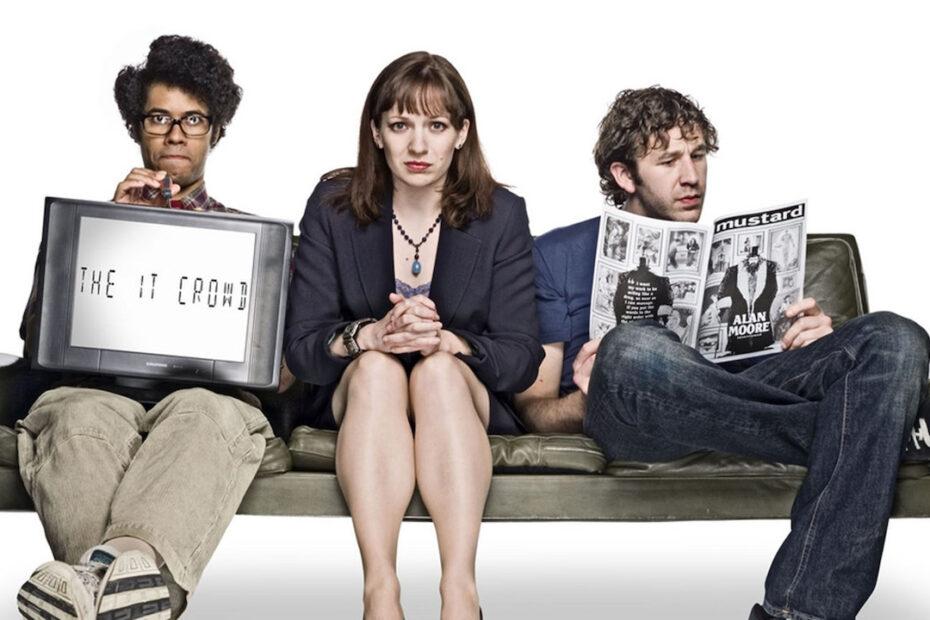 The IT Crowd (Bild: Netflix)