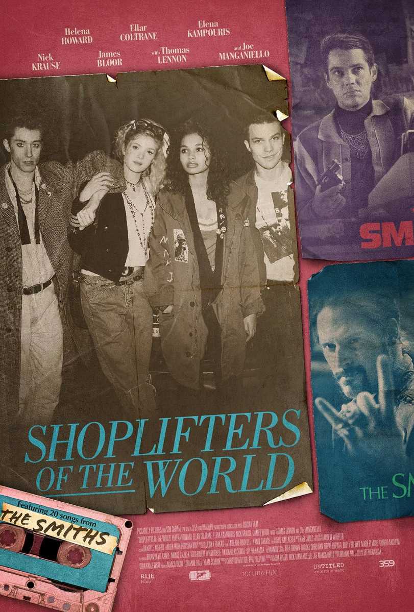 Shoplifters of the world (Filmplakat)