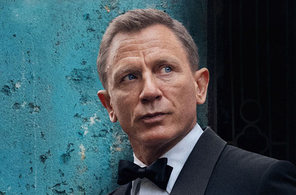 Daniel Craig in Keine Zeit zu sterben (Pressefoto)