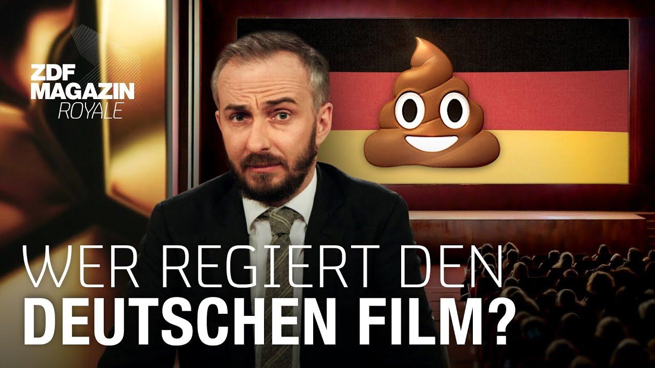 Jan Böhmermann über deutsche Filme (ZDF Magazin Royale)