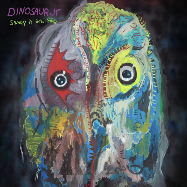 Dinosaur Jr. - Sweep It Into Space (Albumcover)