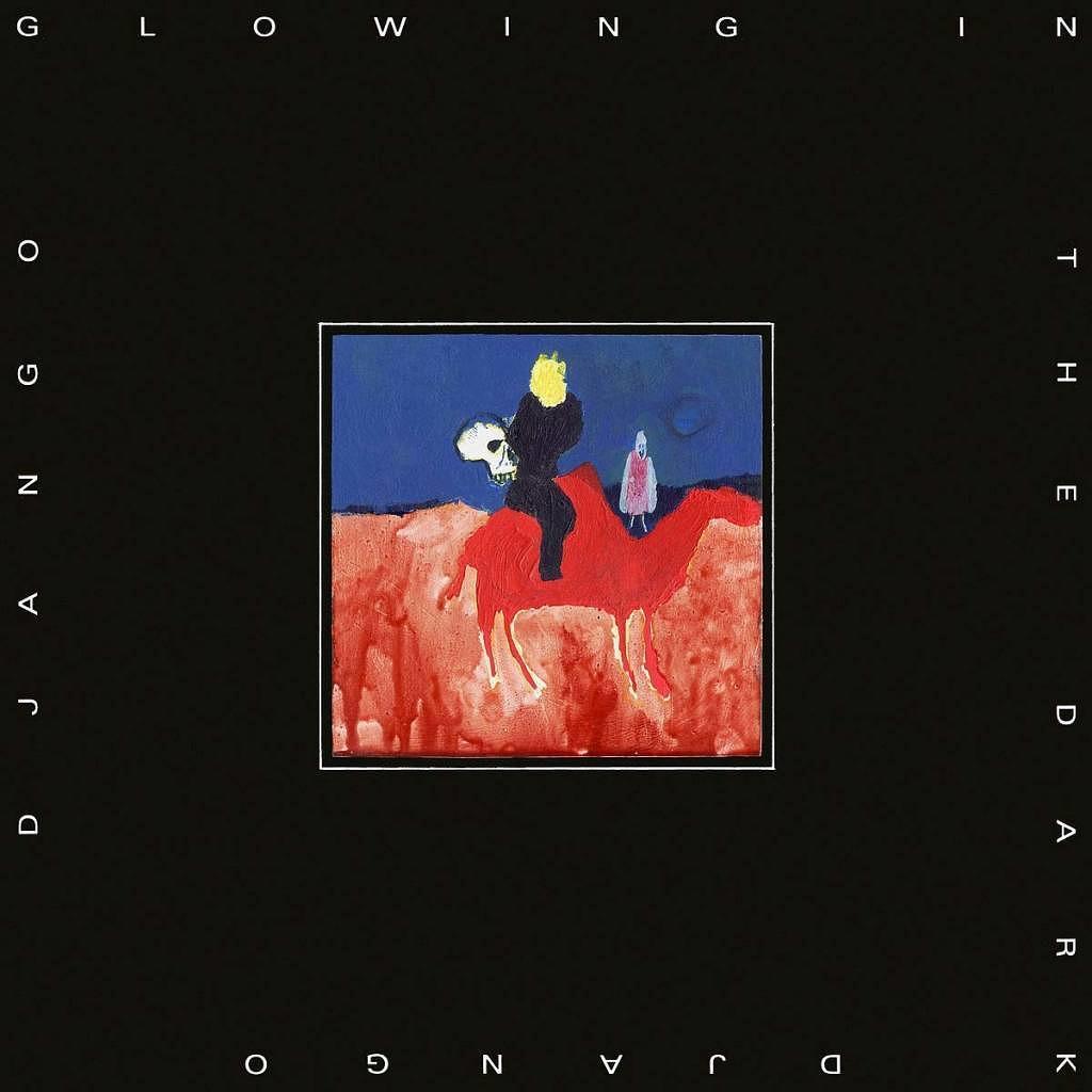 Django Django – Glowing In The Dark (Albumcover)