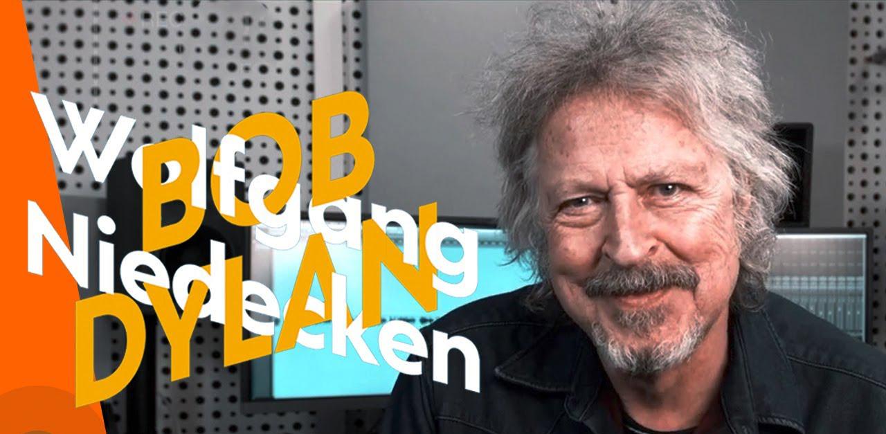 Wolfgang Niedecken über Bob Dylan (Cover)