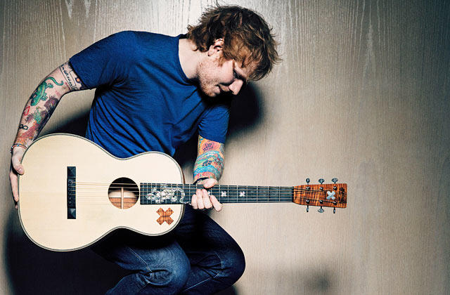 Ed Sheeran (Presspic Warner)