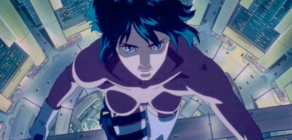 Ghost in the shell (Anime Film)