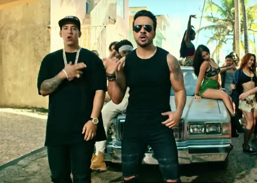 Luis Fonsi Despacito (Musikvideo)