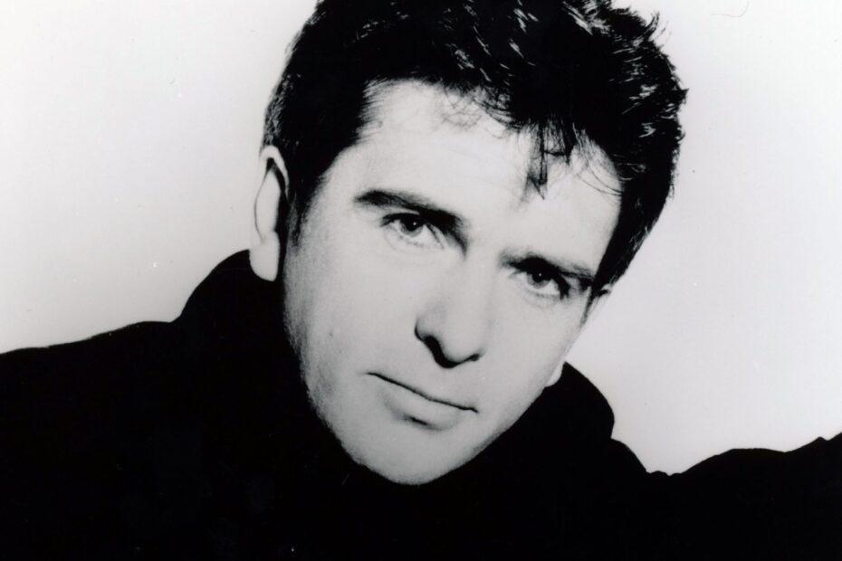 Peter Gabriel (Presspic 1986 Foto: Trevor Key)
