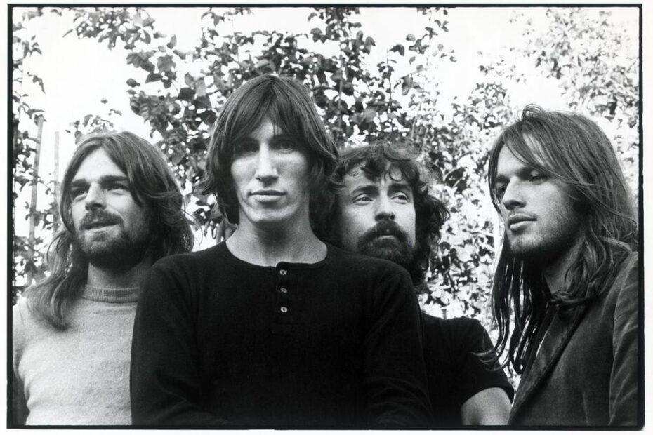 Pink Floyd (Presspic Warner Music)