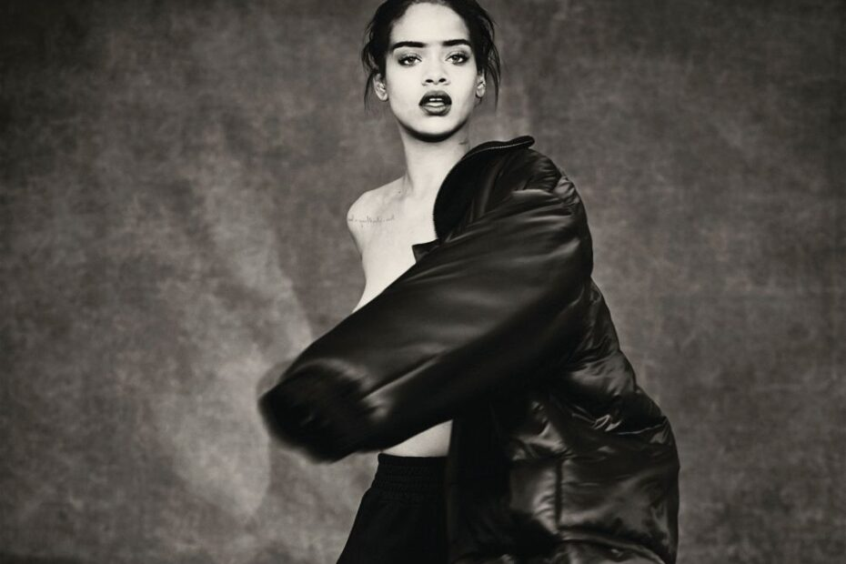 Rihanna (Presspic 2015 Universal Foto: Paolo Roversi)