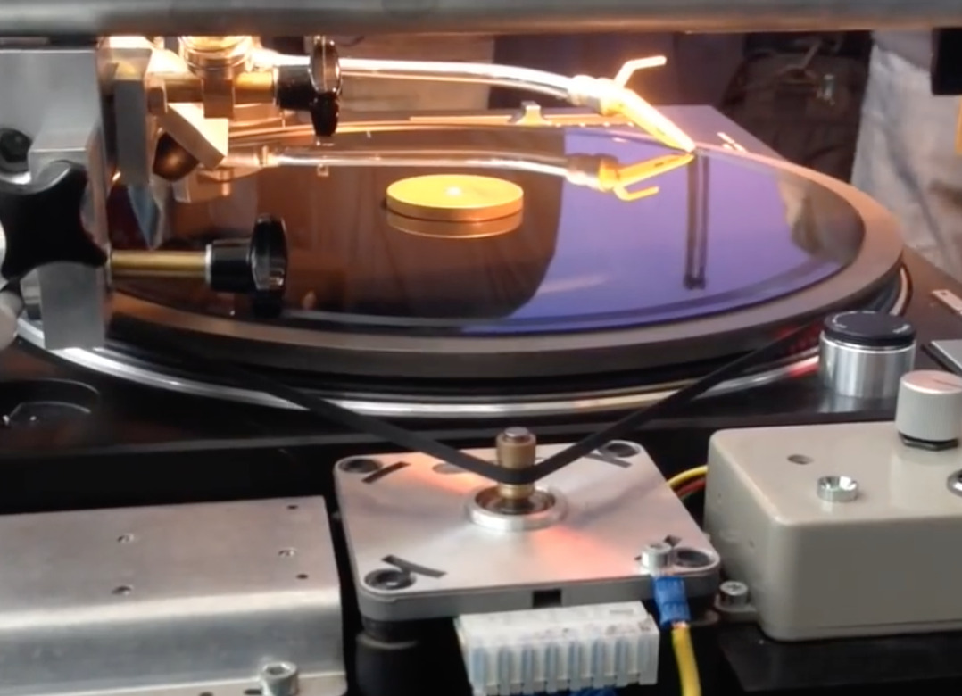 Vinylrecorder