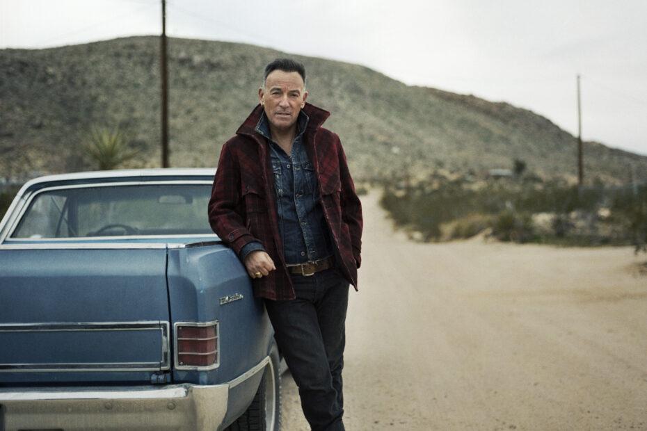 Bruce Springsteen (Pressefoto)