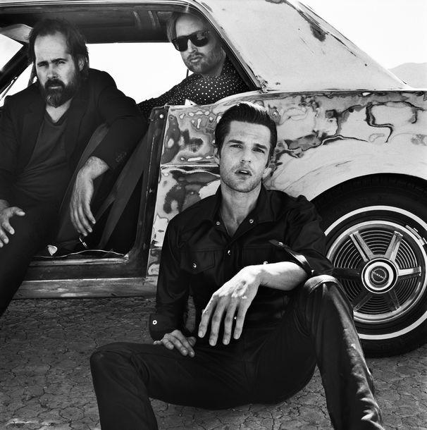 The Killers 2017 (Foto: Anton Corbijn)
