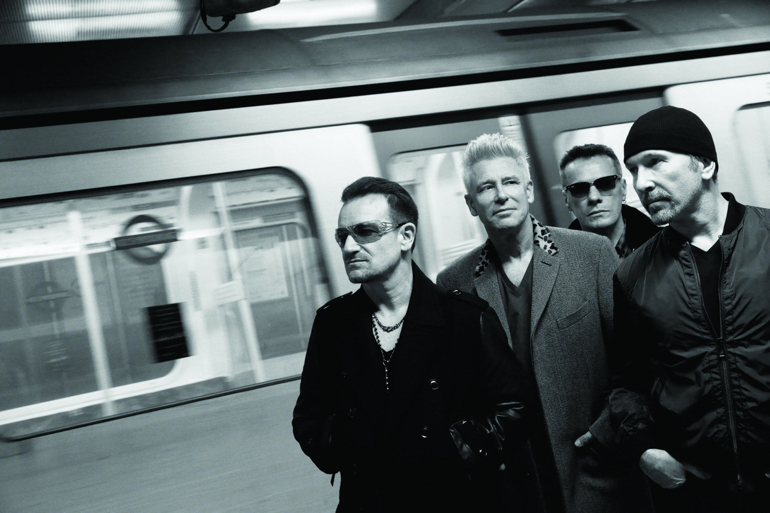U2 (Pressefoto 2014)