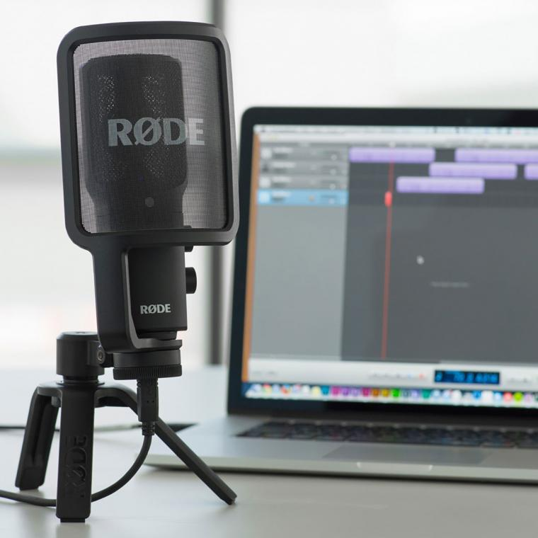 USB Mikrofon von Rode