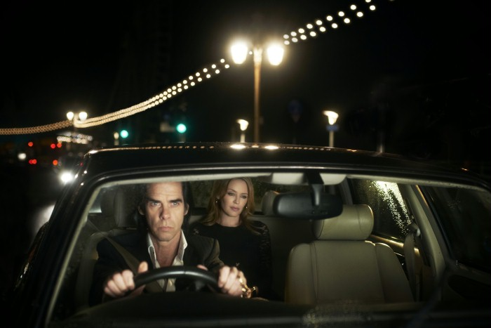 Nick Cave und Kylie Minogue (Foto: 20000 Days On Earth)