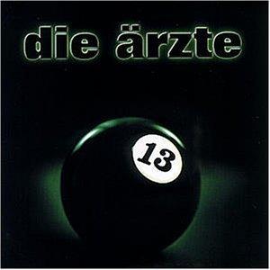 Die Ärzte - 13 (Album Cover)