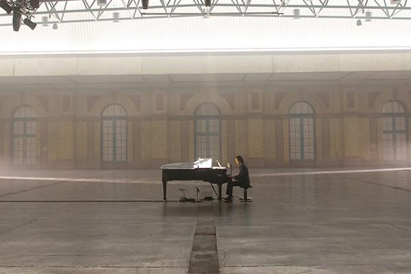 Nick Cave at Alexandra Palace