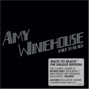 Amy Winehouse - Back To Black (Album Cover)